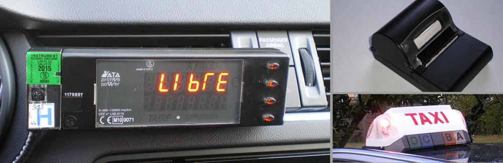Taxis compteur